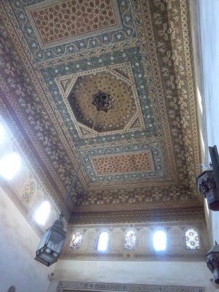 Palácio da Bahia - tecto