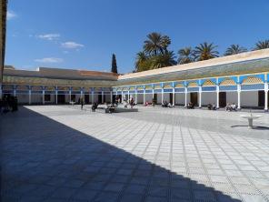 Palácio da Bahia - pátio