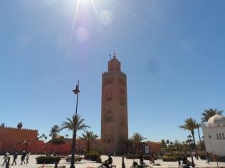 Cutubia - Minarete